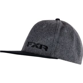 FXR Racing Charcoal Stealth Hat - 15713.20015