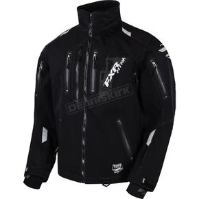 FXR Racing Black Tactic Air Jacket - 16020.10007