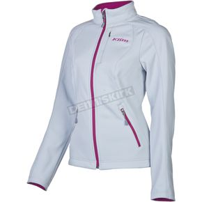 Klim Womens Silver Whistler Jacket (Non-Current) - 4023-001-120-600