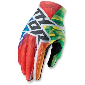 Thor Multi Color Invert Tracer Gloves - 3330-3965
