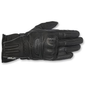 Alpinestars Womens Black Stella M-56 Drystar Gloves - 3536417-10-XS