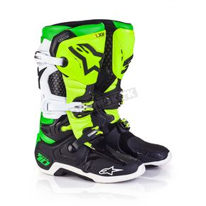 Alpinestars Limited Edition ME Vegas Tech 10 Boots - 2010014-1026-10