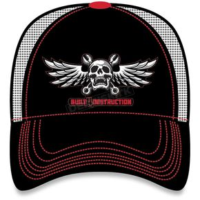 Lethal Threat Built Four Destruction Hat - HT82016