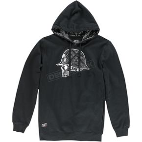 Metal Mulisha Pack Hooded Pullover - FA6510006BLKXL