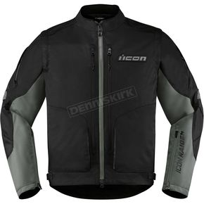 Icon - Raiden Black Watchtower Jacket - 2820-4044
