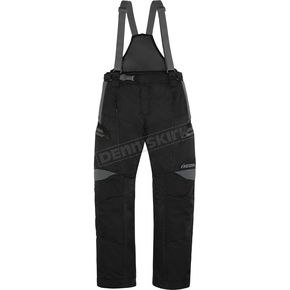 Icon - Raiden Black Watchtower Pants - 2821-1032