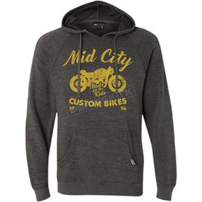 Factory Effex Charcoal Mid City Pullover Hoody - 20-88822