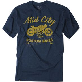 Factory Effex Navy Mid City T-Shirt  - 20-87824