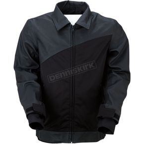 Black Pushrod Jacket