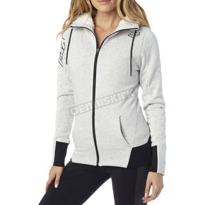 Fox Women's Objective Zip Sherpa Hoody - 17474-416-S