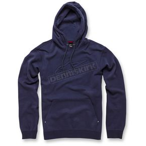 Alpinestars Navy Authority Fleece Pullover Hoody - 103652000-70S