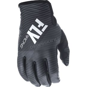 Fly Racing Black 907 Gloves - 371-64009