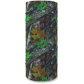 Zan Headgear Forest Camo Motley Tube - T238