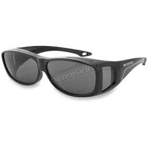Zan Headgear Black Medium Condor 2 OTG Sunglasses - ECDR002