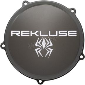 Black Clutch Cover - RMS-476