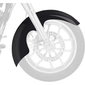 Klock Werks Aero Tire Hugger Series Front Fender Kit for 16-18 Inch Wheels - 1402-0337