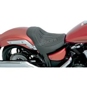 Z1R Flame Stitch Low-Profile Solo Seat - 0810-1767