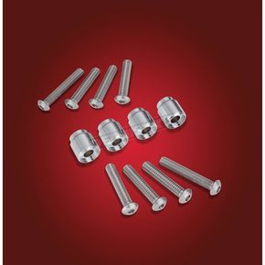 Show Chrome Tour Rack Riser Bolt Kit - 52-837