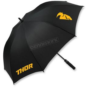 Black/Yellow Umbrella - 9501-0147