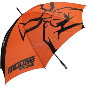 Black/Orange Umbrella - 9501-0216