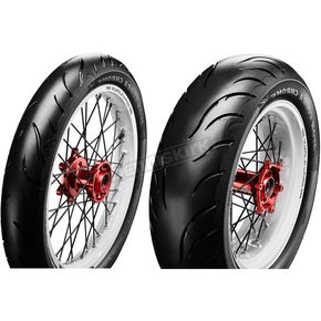 AV91 & AV92 Cobra Chrome Tire