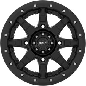 Black Roll'N 106 15 x 7 Beadlock Wheel - 5710-046AS