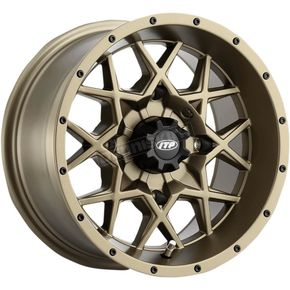 Bronze 15x7 Hurricane Wheel - 1528645729B
