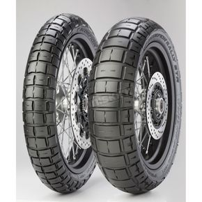 Scorpion Rally STR Dual Sport Tire