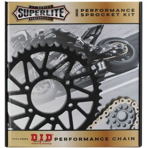 Chain and Sprocket Kit - Q16A1023G