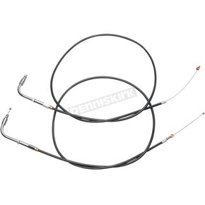 Barnett Black Vinyl 37 in. Throttle Cable - 101-30-30012-06