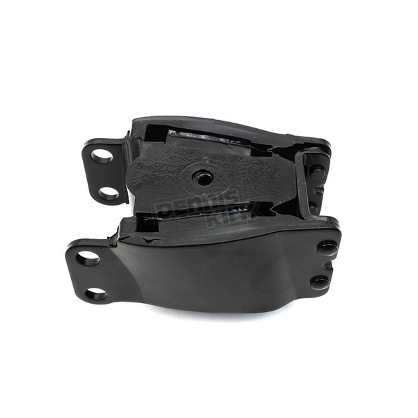 V-Twin Manufacturing Black Front Isolator Motor Mount - 31-0574