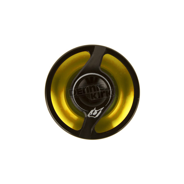 Driven Racing Gold Halo Fuel Cap - DHFC-GD