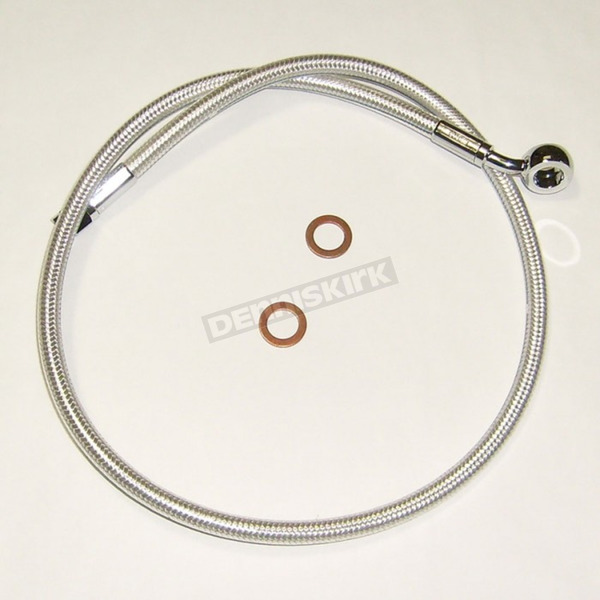 Magnum Sterling Chromite II Designer Series ABS Upper Brake Line Assembly 23 in. - AS37123
