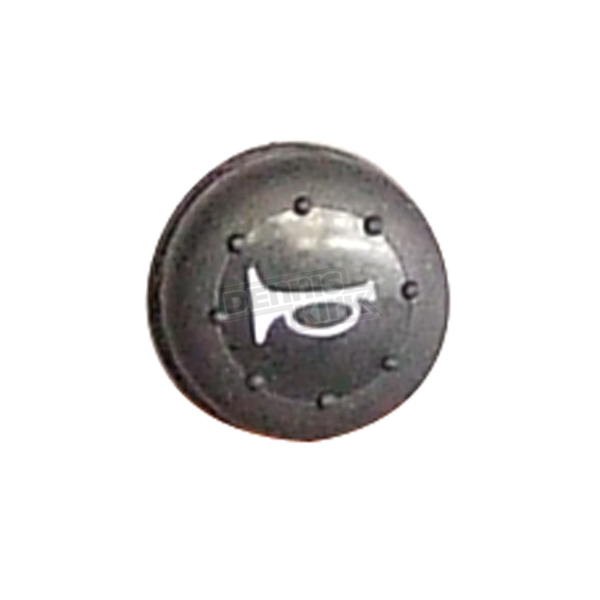 Scooter Works Euro Horn Button - 293550