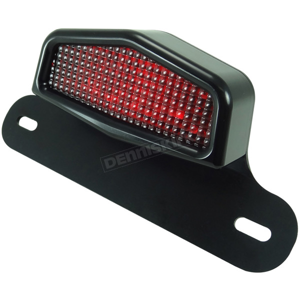 Joker Machine Cafe LED Taillight and License Plate Assembly - 09-572B