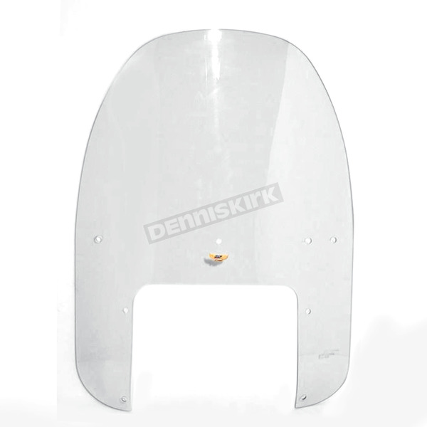 National Cycle 17 1/4 in. Heavy Duty Windshield - 21220