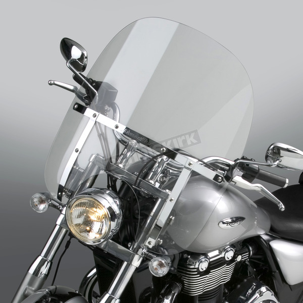 National Cycle 21 1/4 in. 2-Up Switchblade Windshield - N21123
