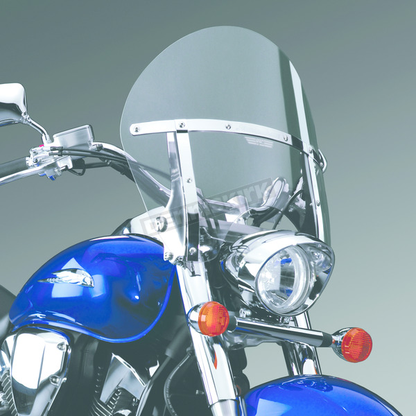 National Cycle 15.7 in. Chopped Switchblade Windshield - N21435