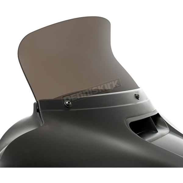 Memphis Shades Replacement Smoke 6.5 in. Spoiler Windshield for OEM Fairing - MEP8621