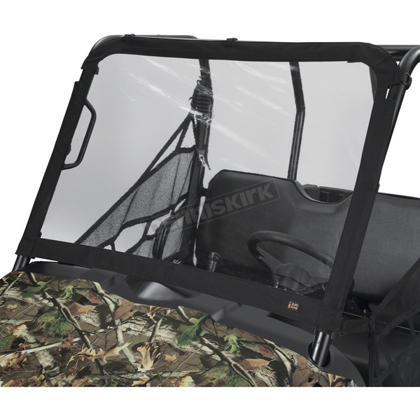 Classic Accessories Black Front Windshield - 18-100-010401-0