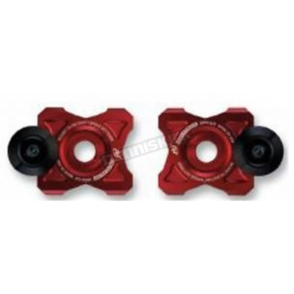Driven Racing Red Axle Block Slider - DRAX-116-RD