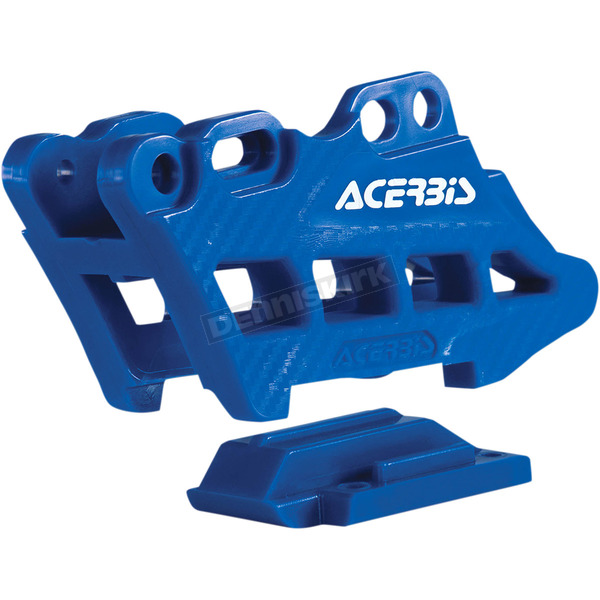 Acerbis Blue 2.0 Complete 2 Piece Chain Guide - 2410990003