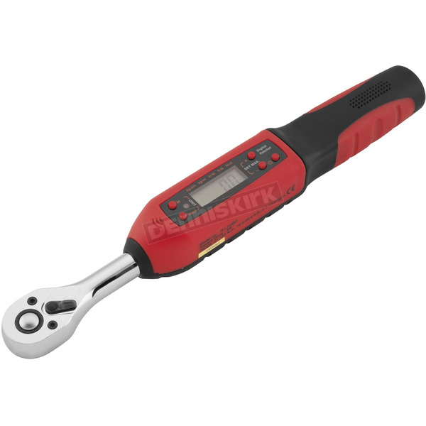 BikeMaster 3/8 in. Digital Torque Wrench - RJ40583