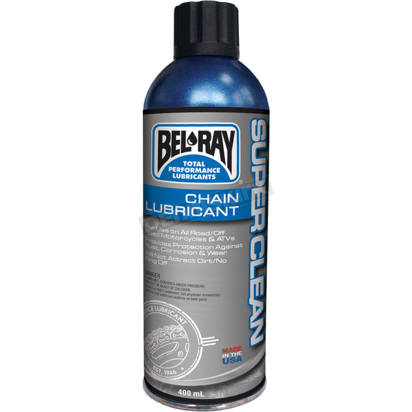 Bel-Ray Super Clean Chain Lube - 99470-A400W