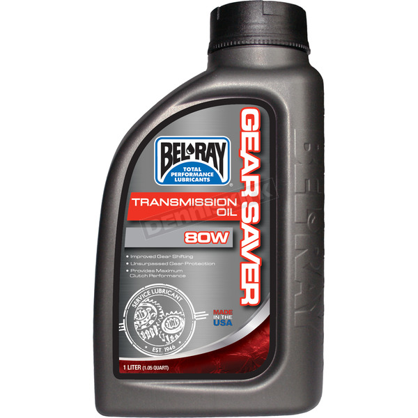 80W Transmission Oil - 99250-B1LW