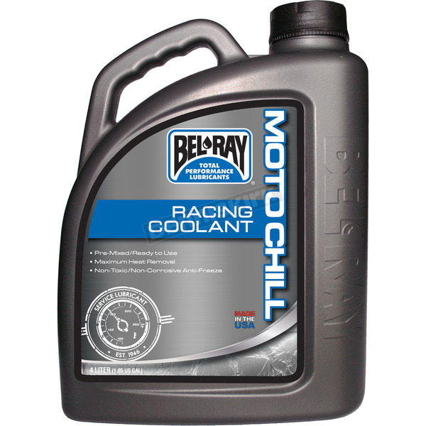 Bel-Ray Moto Chill Racing Coolant - 99410-B4LW