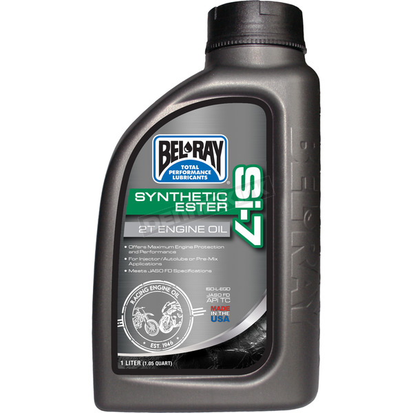 Bel-Ray Si-7 Full Synthetic 2T Engine Oil - 99440-B1LW