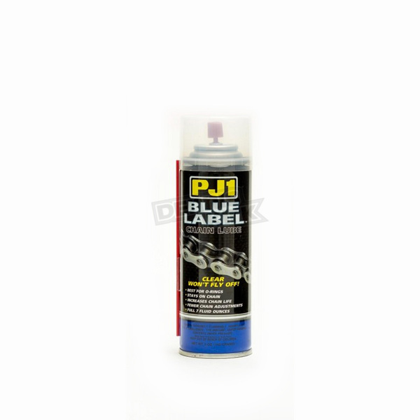 PJ1 Blue Label O-Ring Chain Lube - 1-08