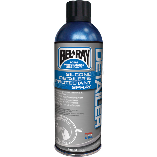 Bel-Ray Detailer and Protectant Spray - 99455-A400W
