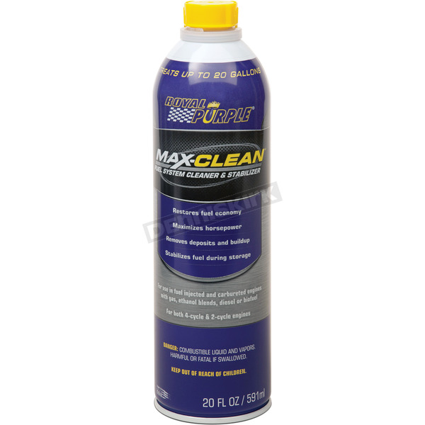 Royal Purple Max-Clean Fuel System Cleaner & Stabilizer - 11723